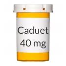 Caduet 10-40mg Tablets