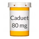 Caduet 10-80mg Tablets