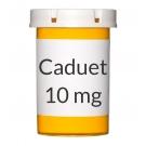Caduet 10-10mg Tablets