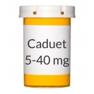 Caduet 5-40mg Tablets