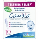 Camilia Teething Relief Single Unit Dose- 10 pack