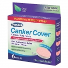 DenTek Canker Cover Canker Sore Patch Mint - 6ct