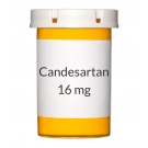 Candesartan 16 mg Tablets (Generic Atacand)**Product Shortage Through 3/21/16****