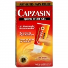 Capzasin Arthritis Pain Relief Quick Relief Gel- 1.5oz