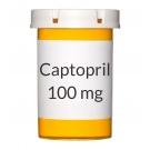 Captopril 100mg Tablets