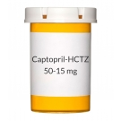 Captopril-HCTZ 50-15 mg Tablets
