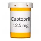 Captopril 12.5mg Tablets