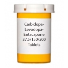 Carbidopa-Levodopa-Entacapone 37.5/150/200 Tablets
