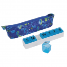 Apex 7-Day Pill Organizer with Decorative Sleeve Large