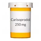 Carisoprodol 250mg Tablets