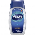 Tums Antacid Ultra Strength Chewable Tablets Mint 72ct