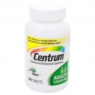 Centrum Adults Under 50, Multivitamin Tablets - 200ct
