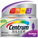 Centrum Silver Women 50+, Multivitamin Tablets - 100ct