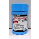 Generic Zyrtec - Cetirizine Antihistamine 5mg - 100 Tablets (Mylan)