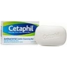 Cetaphil Antibacterial Gentle Cleansing Bar 4.5oz