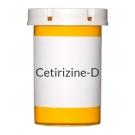 Cetirizine-D 12 Hour Tablets (Prescription Only)
