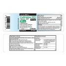 Generic Zyrtec - Cetirizine Antihistamine 10mg - 100 Tablets (Mylan)
