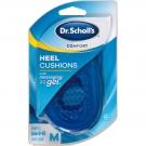 Dr. Scholl's Comfort Heel Cushions For Men's 1 Pair Size 8-13