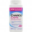 CharcoCaps Anti-Gas Formula Capsules - 100ct