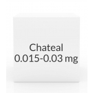 Chateal 0.15-0.03mg Tablet- 28 Tablet Pack