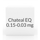 Chateal EQ 0.15-0.03mg Tablet- 28 Tablet Pack