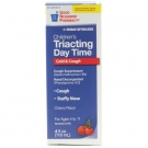 GNP® Children's Triacting Daytime Day Time Cold & Cough Liquid. Cherry- 4oz