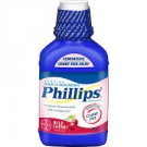 Phillips Milk of Magnesia Liquid, Wild Cherry- 12oz