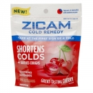 Zicam Cold Remedy Soothing Lozenges, Great-Tasting Cherry- 18ct