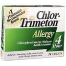 Chlor-Trimeton Allergy 4hr Tablet - 24