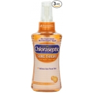 Chloraseptic Sore Throat Spray Soothing Citrus, 6 Ounce