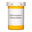 Chlorzoxazone 750mg Tablets