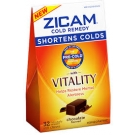 Zicam Chocolate Chews Cold Remedy for Common Colds- 32ct