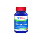 GNP® Cinnamon Supplement Capsules, 500mg- 100ct