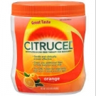 Citrucel Fiber Therapy Powder For Regularity Orange Flavor - 16 oz