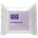 Clean & Clear Makeup Dissolving Facial Cleansing Wipes Oil Free 25ct