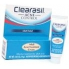 Clearasil Acne Control Adult Tinted Acne Treatment Cream .65oz