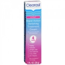 Clearasil Ultra Vanishing Rapid Action Acne Treatment Cream - 1oz
