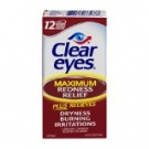 Clear Eyes Maximum Strength Redness Relief- 0.5oz