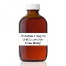 Clobazam 2.5mg/ml Oral Suspension- 120ml (Berry)