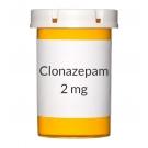 Clonazepam 2mg Tablets