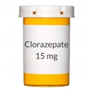 Clorazepate 15 mg Tablets