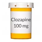 Clozapine 100mg Tablets