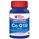 GNP® Co Q10 100mg Supplement Capsules, 30ct