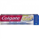 Colgate Total Anticavity Fluoride and Antigingivitis Toothpaste Gel Advanced Whitening - 5.8 oz