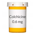 Colchicine 0.6mg Tablets