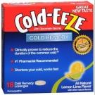 Cold-Eeze Box Lemon Lime - 18ct