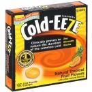 Cold-Eeze Cold Remedy Lozenges Tropical Orange - 18ct