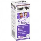 Children's Dimetapp Cold & Allergy, Grape- 4oz