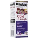 Children's Dimetapp Cold & Cough, Grape- 4oz