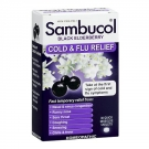 Sambucol Black Elderberry Cold & Flu Relief Quick Dissolve Tablets- 30ct
